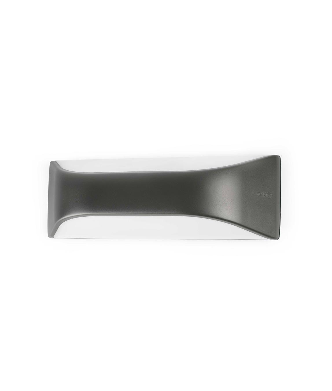 Aplique VIEW gris oscuro