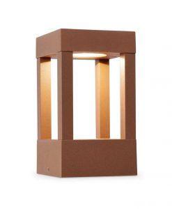 Baliza marrón óxido AGRA LED