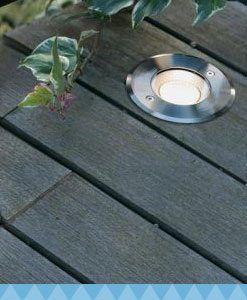 Iluminaci n exterior tienda de iluminaci n online for Focos empotrables exterior