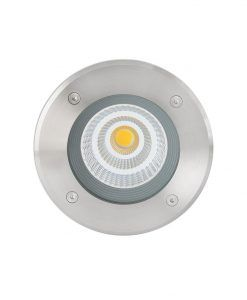 Empotrable acero 60º SURIA 12 LED