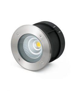 Empotrable acero 60º SURIA-12 LED detalle