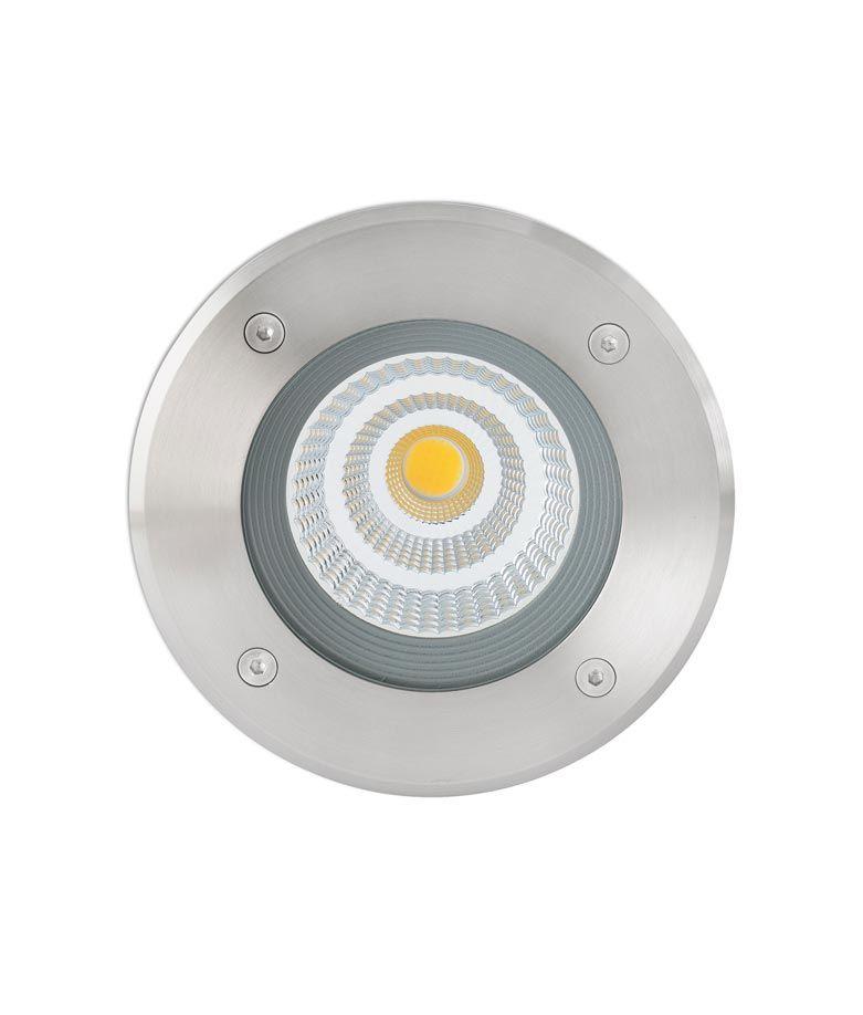 Empotrable acero 60º SURIA 12 LED