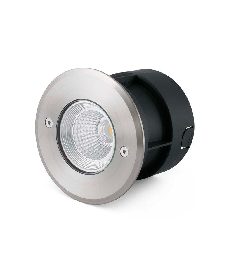 Empotrable de suelo 24º SURIA 3 LED