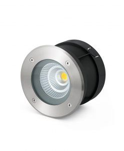 Empotrable inoxidable 24º SURIA 12 LED