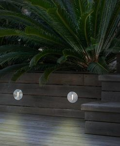 Empotrable LED BASTET-R ambiente