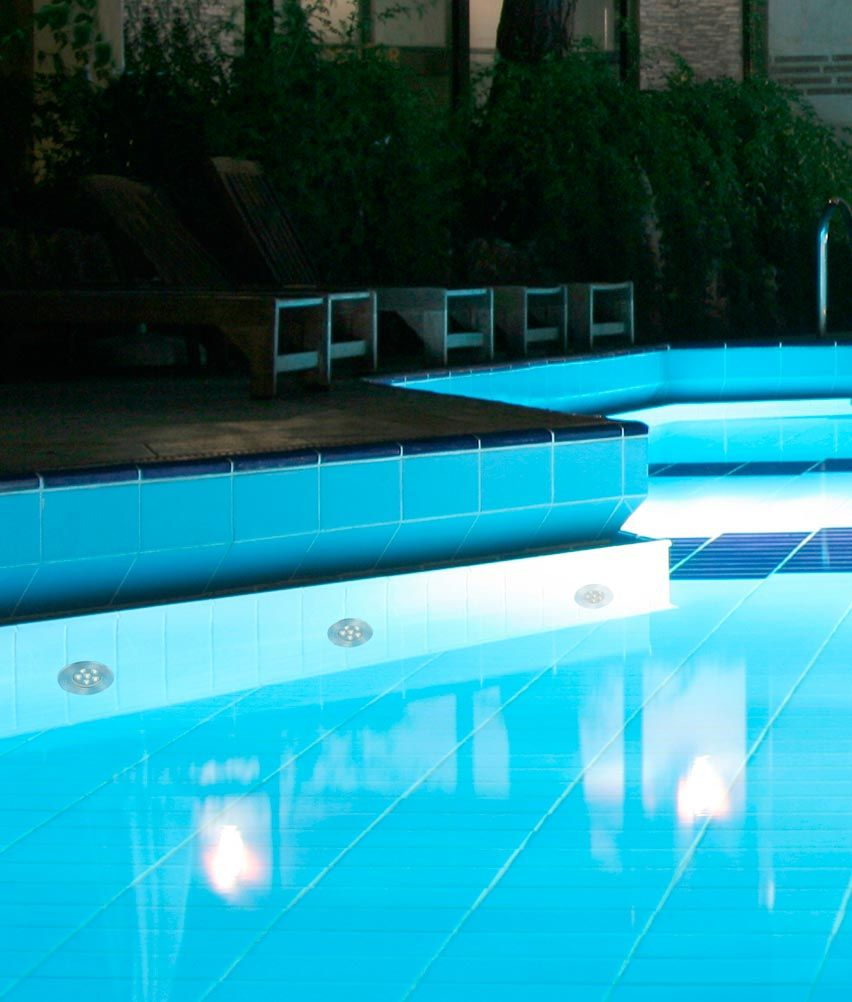 Empotrable piscina LED EDEL ambiente