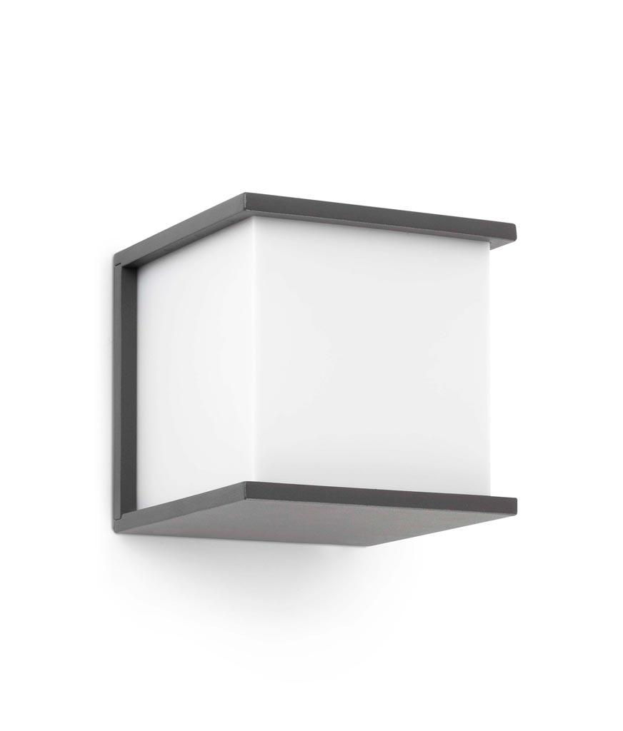 Lámpara aplique cuadrado KUBICK