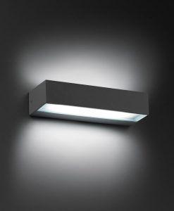 Lámpara aplique exterior TOLUCA LED detalle