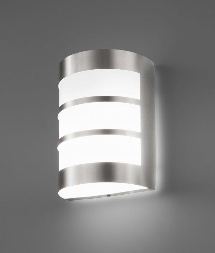 Lámpara aplique níquel mate CELA-2 detalle