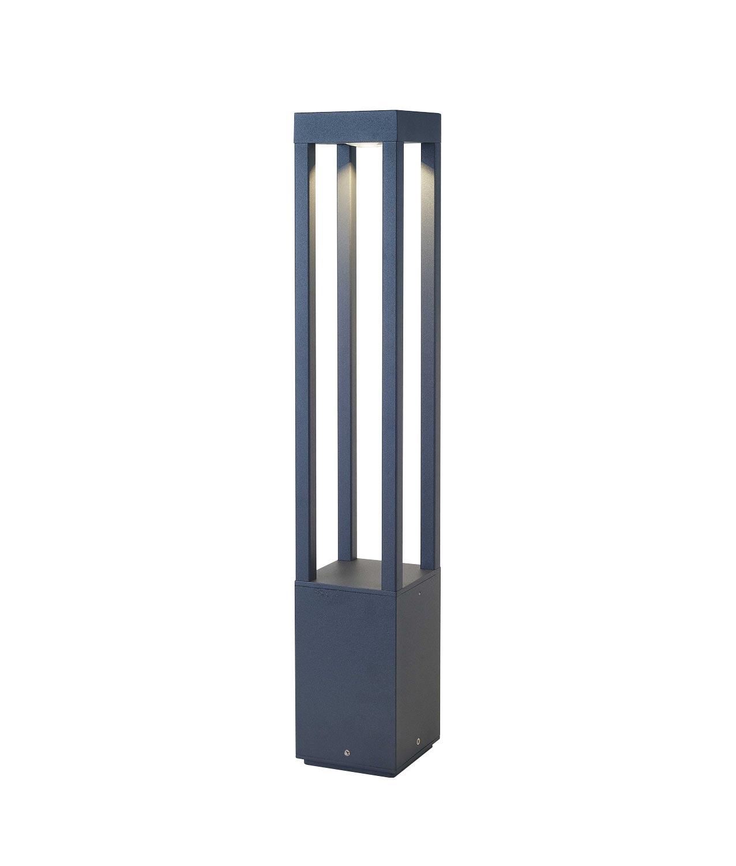 Lámpara baliza AGRA LED gris oscuro