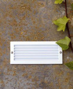 Lámpara empotrable blanca ESCA ambiente