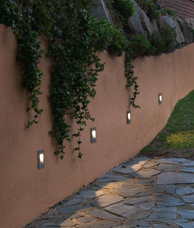Lámpara empotrable HORUS-2 LED ambiente