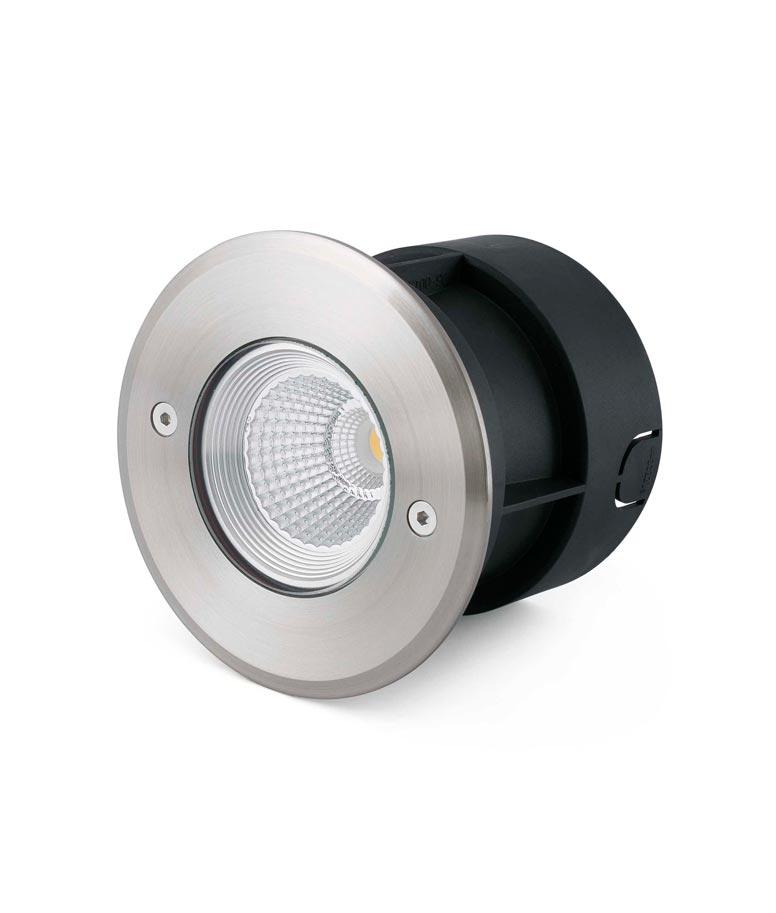 Lámpara empotrable suelo 60º SURIA 3 LED