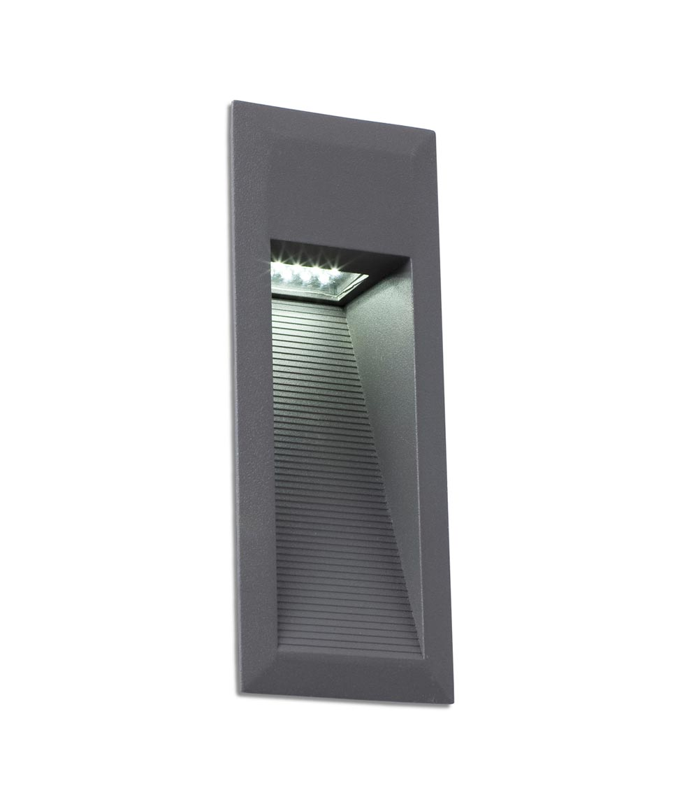 Lámpara LED empotrable LANDAI