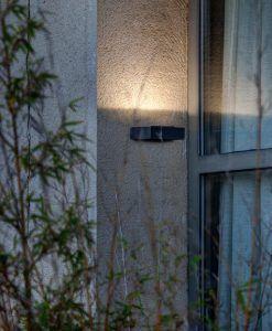Lámpara LED exterior TAIMA ambiente