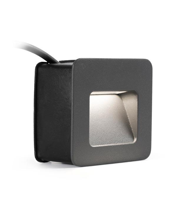 Lámpara NASE-1 LED empotrable detalle