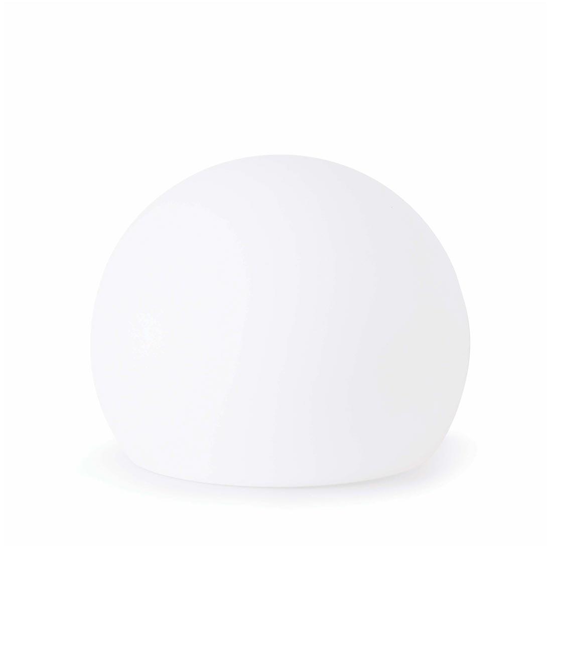 Lámpara portátil grande blanca BALDA