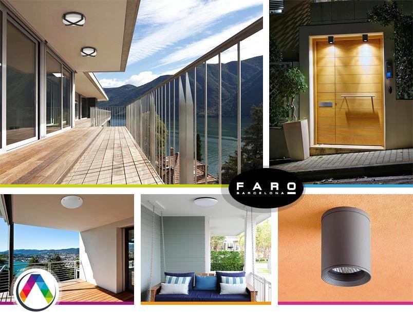 L mparas de exterior para el jard n y terraza la casa de for Lamparas para iluminacion exterior