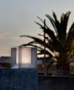 Sobremuro moderno MILA LED ambiente
