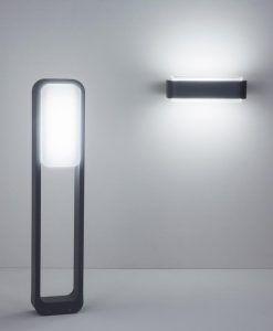 Aplique de exterior moderno STICKER LED modelos