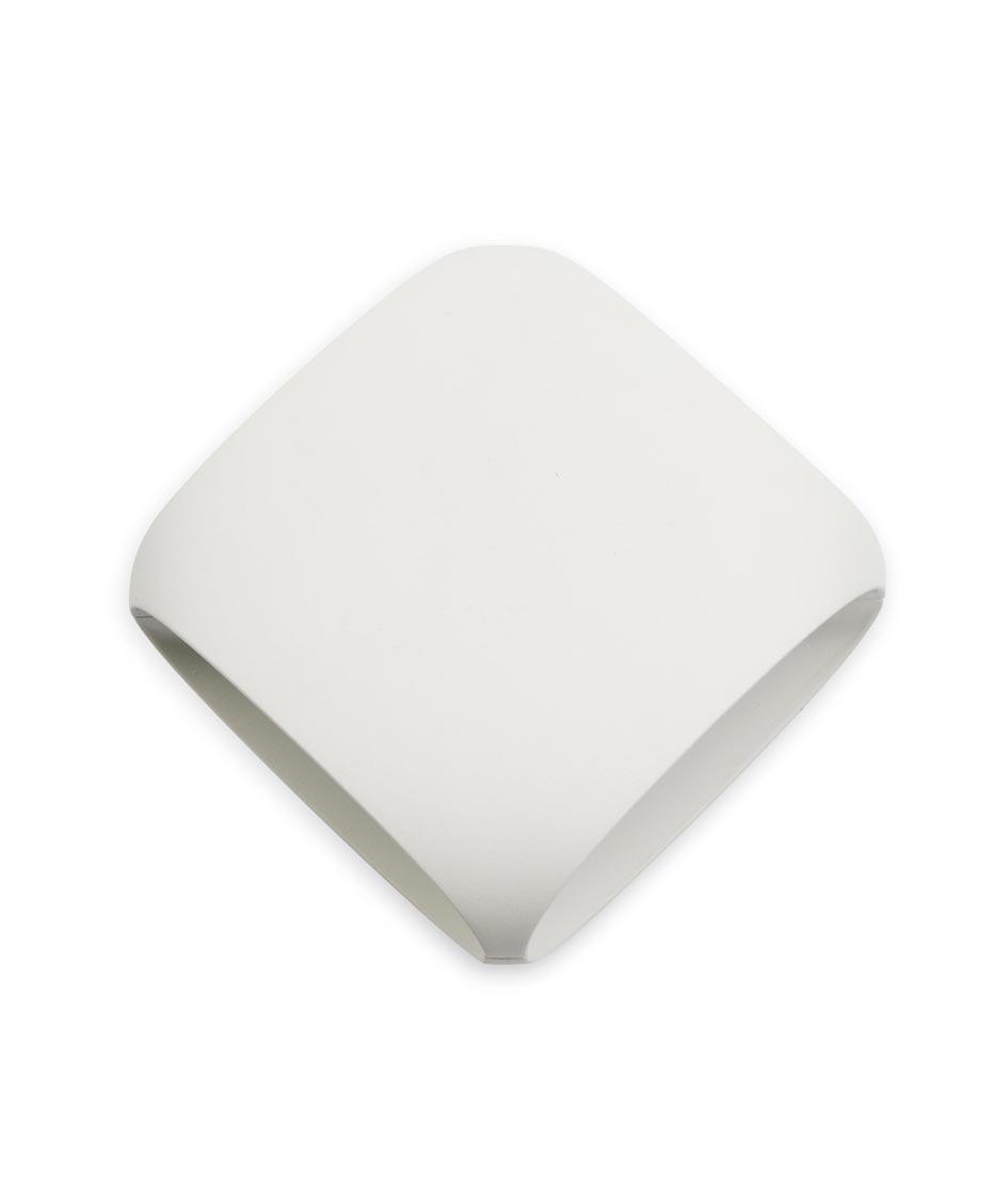 Aplique exterior LED BU-OH blanco frontal