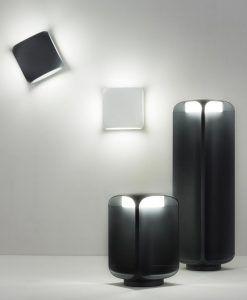 Aplique exterior LED BU-OH blanco modelos
