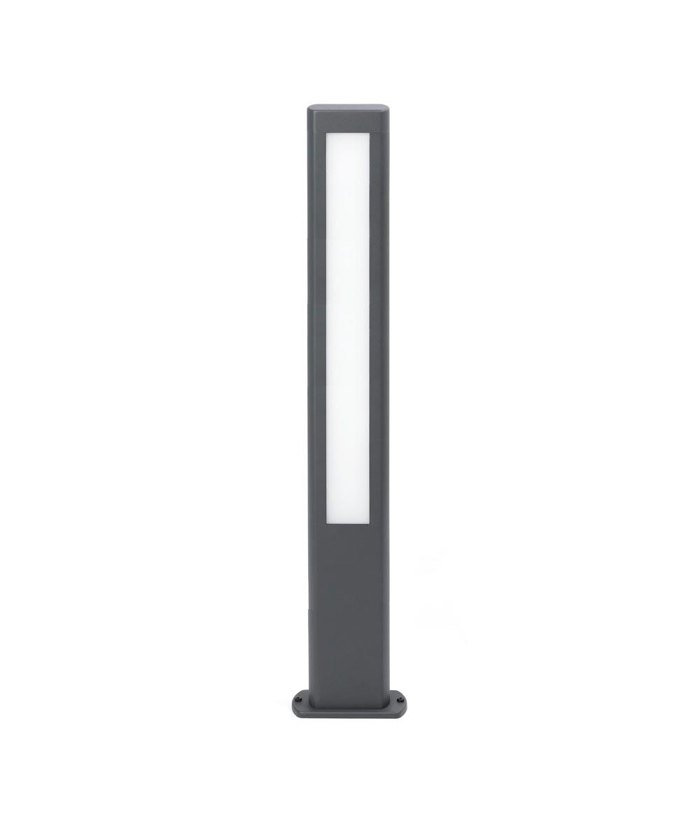 Baliza de diseño de 80 cm NANDA LED