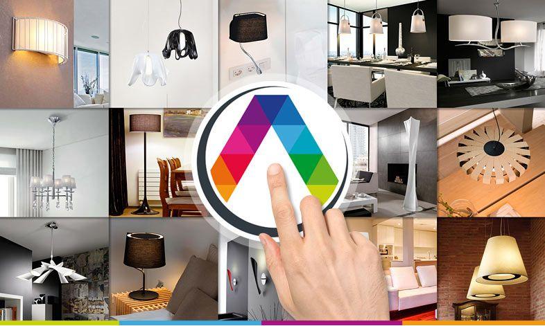 Información de las características e imágenes en todos nuestros productos - La Casa de la Lámpara