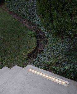 Empotrable GRAVA LED ambiente