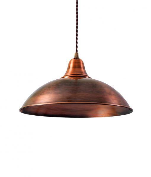 Lámpara cobre STUTTGART