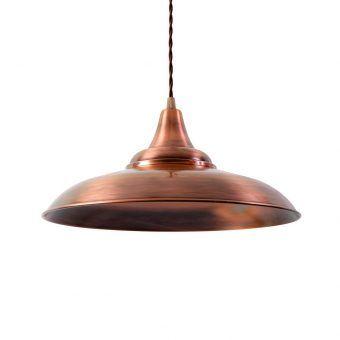 Lámpara color cobre DÜSSELDORF