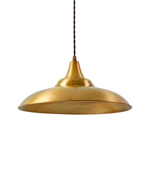 Lámpara color oro DÜSSELDORF