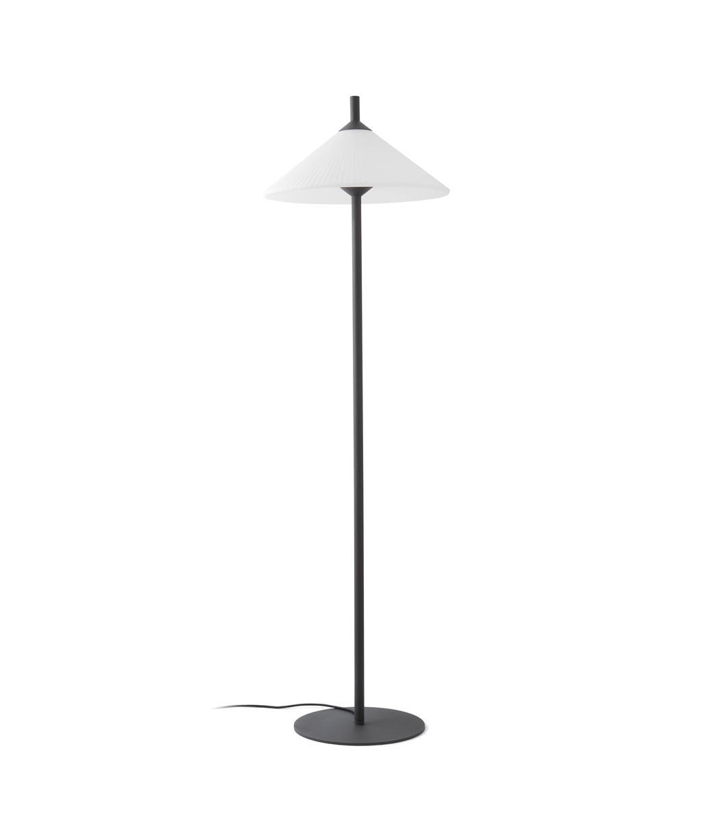 Lámpara de pie exterior HUE