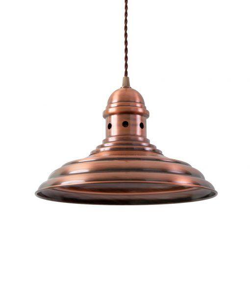 Lámpara de techo cobre MÜNCHEN