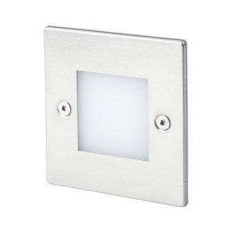 Lámpara empotrable níquel FROL LED