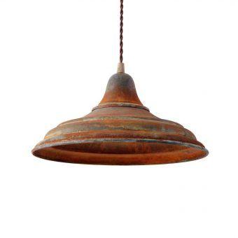 Lámpara industrial óxido HANNOVER