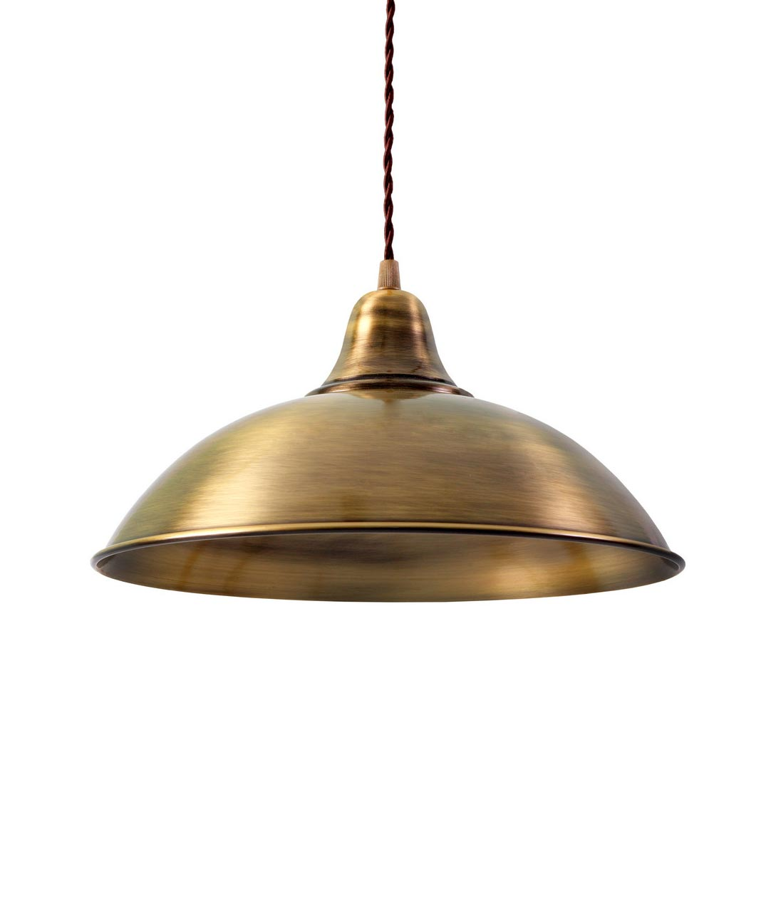 Lámpara oro envejecido STUTTGART