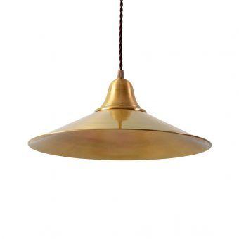 Lámpara retro/vintage oro KÖLN