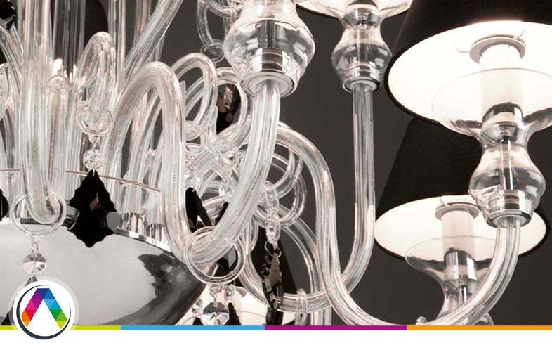 Limpiar una lámpara de cristal - La Casa de la Lámpara