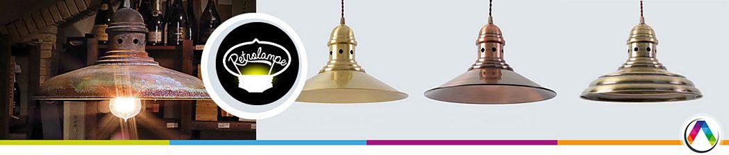 Marcas de lámparas - Retrolampe en La Casa de la Lámpara
