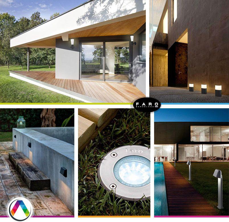 Novedades en Lámparas de exterior en La Casa de la Lámpara