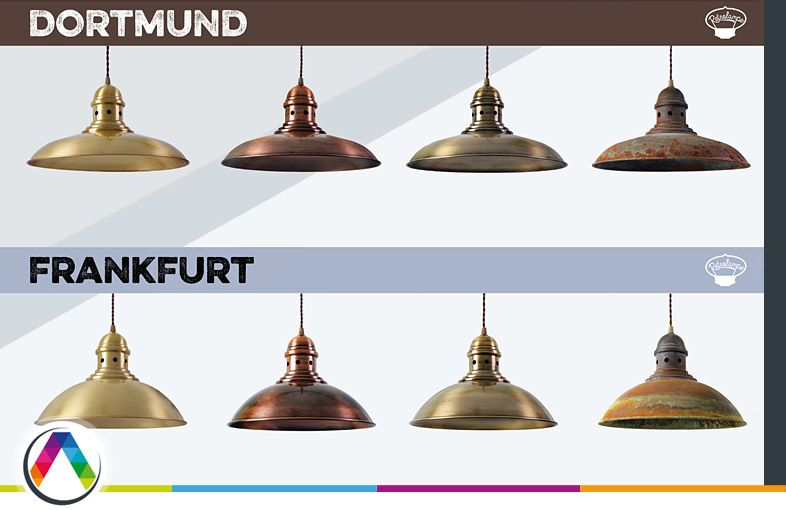 Colecciones de lámparas colgantes Retrolampe en La Casa de la Lámpara