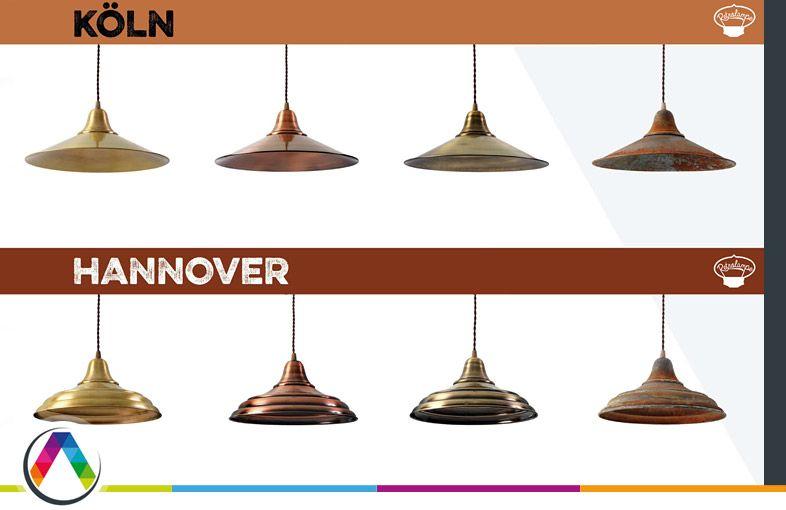 Colecciones de lámparas Retrolampe en La Casa de la Lámpara