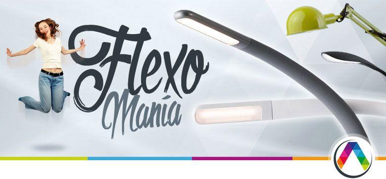 Flexo Manía - Selección de flexos en La Casa de la Lámpara