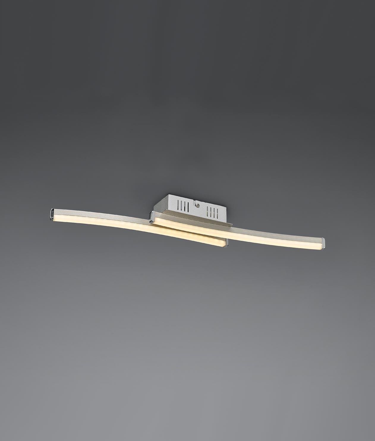 Aplique o plafón minimalista LED SURF detalle 2