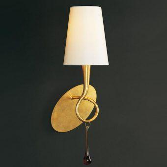 Lámpara aplique clásico PAOLA