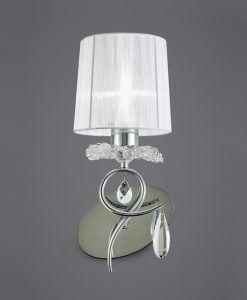 Lámpara aplique diseño elegante LOUISE