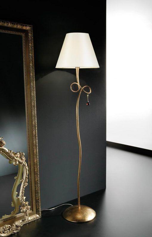 Lámpara de pie clásica PAOLA ambiente