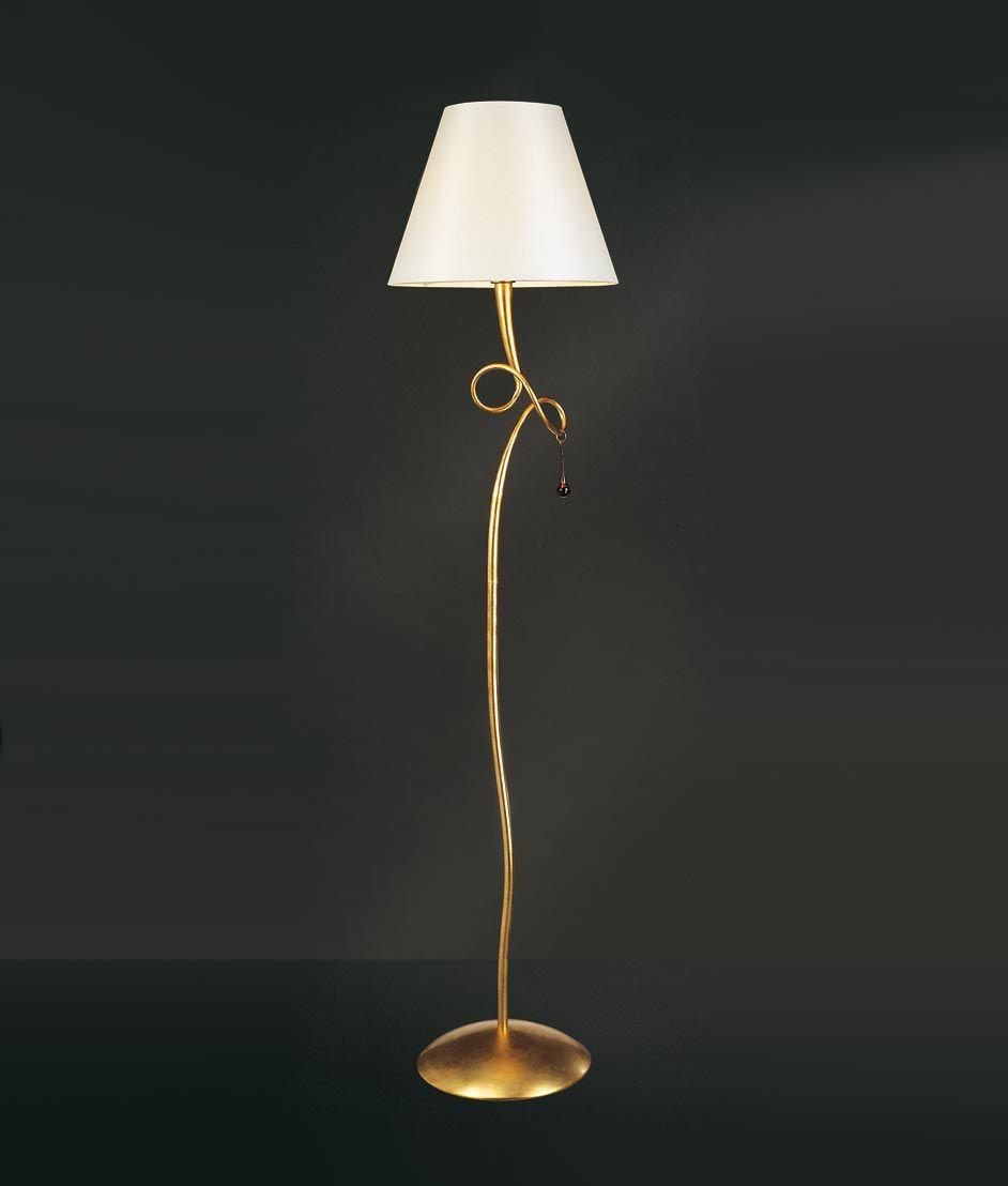 Lámpara de pie clásica PAOLA