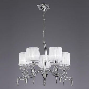Lámpara de techo 5 luces LOUISE